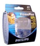 12972VP PHILIPS 12V H7 55W +50% /