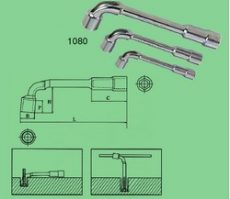 1080-11 L KULCS 11mm B:16.0 L:135mm